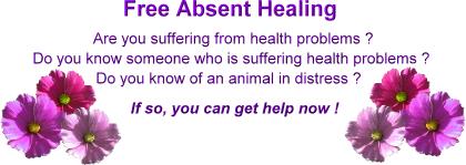 Free Absent Healing